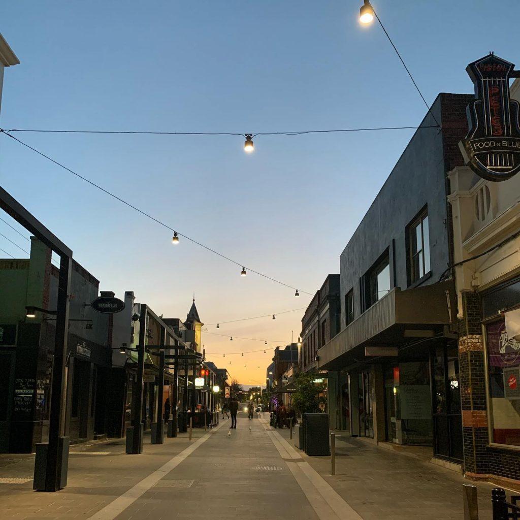 Little Malop Street Geelong
